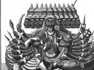 Have You Burnt The Ravana Within?