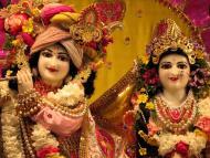 Queen Rukmini's Pure Devotion to Lord Krishna
