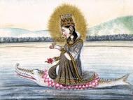 Descent of the River Ganges