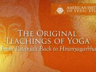The Original Teachings of Yoga