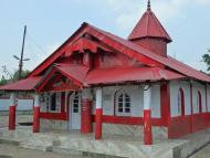 Nartiang Durga Temple in Meghalaya