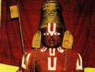 The Disappearance of Sri Ramanujacarya