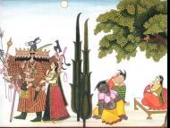 Ravana refused Rama's invitation and met with annihilation