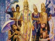 The incident of Lord Rama and the Dog