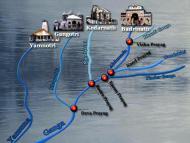 The Holy Places of Jaiva Dharma: Alakananda