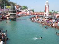 Sacred rivers of India