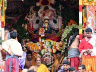 ISKCON Devotees Soak In Rath Fervour at Puri