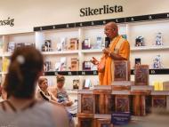 Bhagavad-gita in Bookstore Chain
