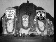 Lord Jagannath at Paradip