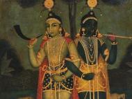 The names of Krishna's Personal Paraphernalia