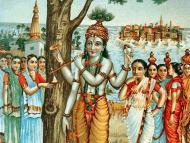On Krishna and Trees