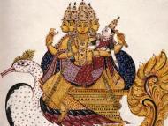 The Holy Places of Jaiva Dharma: Brahmaloka