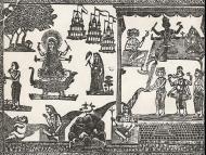 Calcutta Woodcuts, Part 5