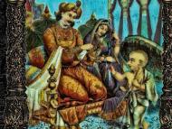 The Appearance of Lord Vamanadeva