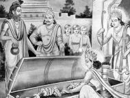 Iron in the Vedas, Ramayana and Mahabharata