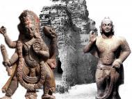 Lord Vishnu at Navadevakula