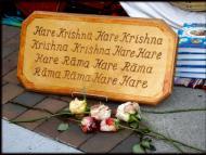 Mahamantra controversy