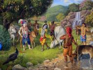 How to keep one's relationship with Vrndavana