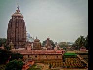 Jagannath temple and Western devotees