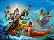 Lord Shiva worship
