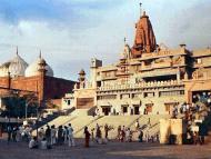 The Return of Govinda Dev Temple at Vrindavan