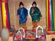 Sri Caitanya in Mangalpur