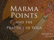 Marma Points and the Practice of Yoga