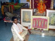 The Holy Places of Jaiva Dharma: Santipura