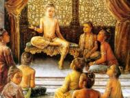 Teaching and Disciplining in the Modes of Material Nature
