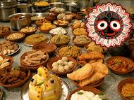Offering Bhoga to the Great Lord Jagannath