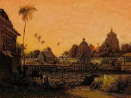 Why Krishna Appears as Jagannatha