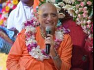 HH Bhakti Charu Swami's Samadhi Ceremony