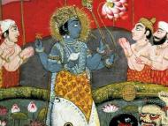 Sri Matsya Avatara