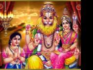 Sri Nrisimha Avatara