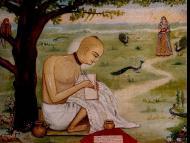 Is Jiva Gosvami's philosophy the same as Sri Caitanya's?