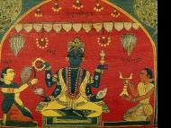 Miniature Paintings of the Assamese Manuscript