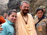 Former Paramadvaiti Swami dismissed as leader of the WVA