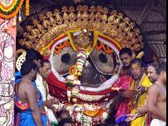 Sri Ratna Bhandar in Jagannath Puri Mandir