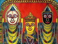 Lord Jagannatha's Ratha Yatra