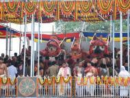 Lord Jagannatha's Thursday Rituals