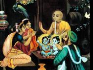 Nandotsava - Birth Ceremony of Lord Krsna