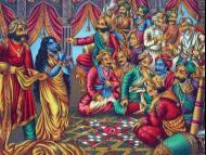 Krishna's Presence Ensures Protection