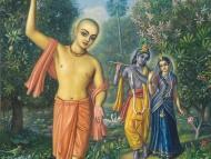 Srimati Radharani- The Origin of the Sankirtan Movement