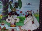 Kalna - Vasudev Mandir, Puri  Mah deities.jpg