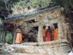 Krodha Varaha Narasimha Temple babas.jpg