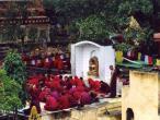 Bodh Gaya - Buddhistic centre - Mahabodhi temple  28.jpg