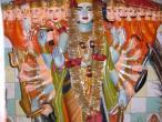 Bhisma kund  - Krishna universal form.jpg