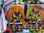 Mahabali tenple altar 1.jpg