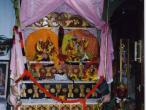 Mahabali tenple altar.jpg