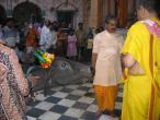 Radha Raman temple Go puja 035.jpg
